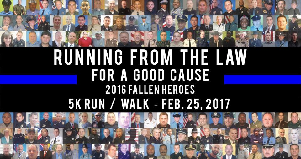 Running From the Law For A Good Cause