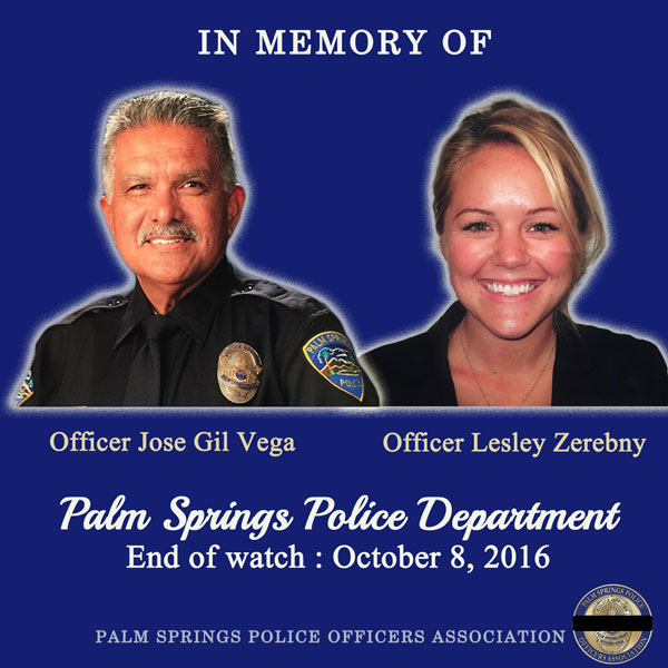 In Memory Of Palm Springs